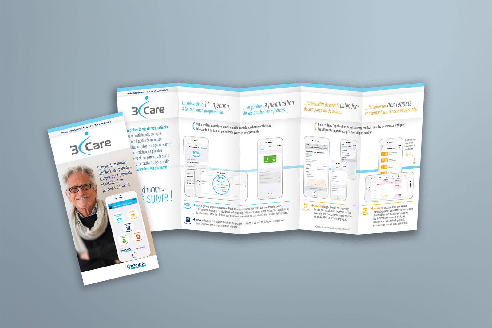 Mini-guide prescripteur - Application 3iCare