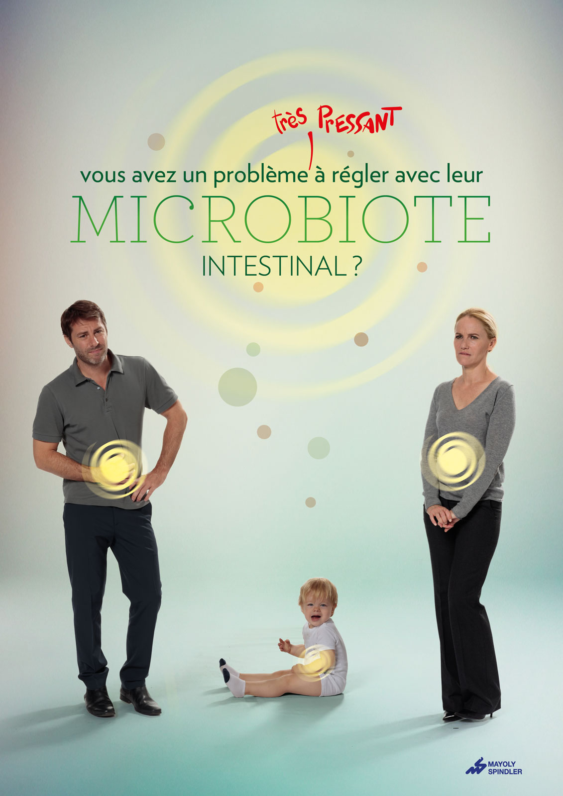 à chacun son pb de microbiote intestinal