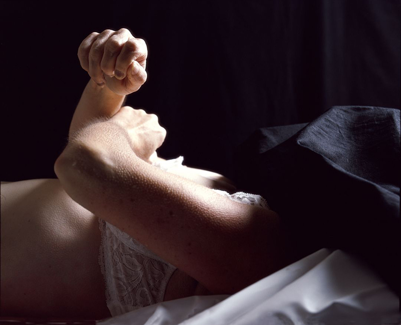 The Morgue, photographies de cadavres par Andres Serrano