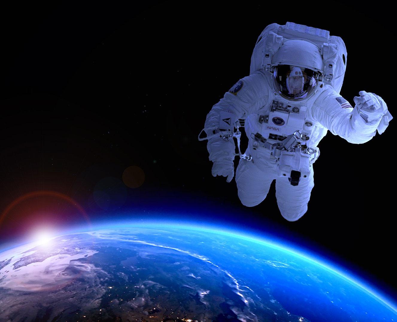 Les virus latents se réactivent dans l'espace